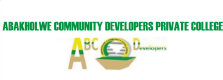 ABAKHOLWE COMMUNITY DEVELOPERS (PTY) Ltd